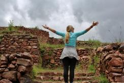 Pikillacta Ruins, Peru
