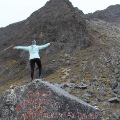 Salkantay Trek (peak altitude), Peru