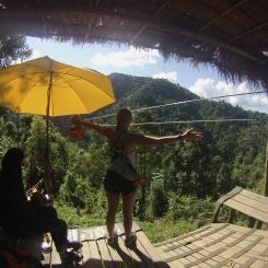Zipline, Chiang Mai